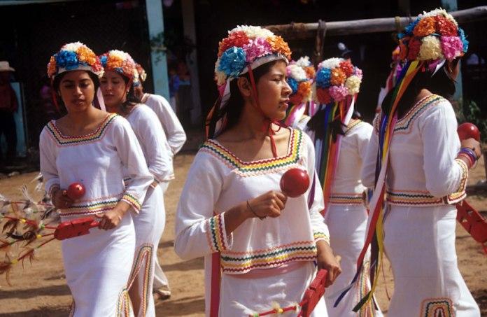 Resultado de imagen para fiestas Mayo - Yoreme
