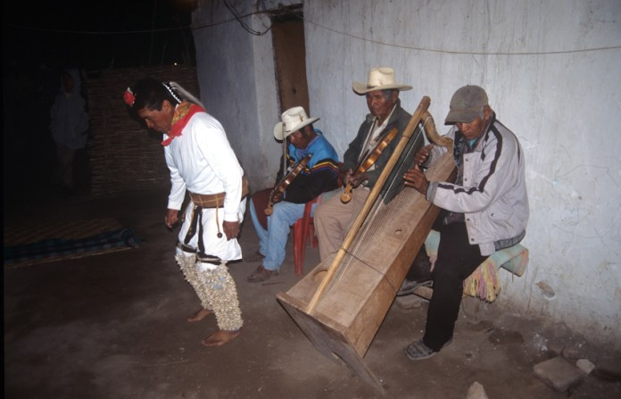 Ethnography of the May people of Sinaloa and Sonora (Yoremes).  Deer Dance