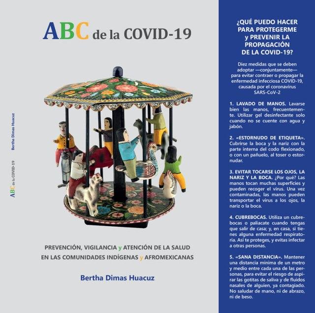 ABC de la COVID-19. Prevención, vigilancia y atención de salud en las comunidades indígenas y afromexicanas.