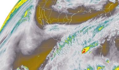 Se pronostican tormentas muy fuertes en regiones de Puebla, Veracruz, Tabasco y Chiapas, debido al Frente Frío No. 34.