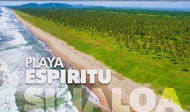 Resultado de imagen para playa espiritu