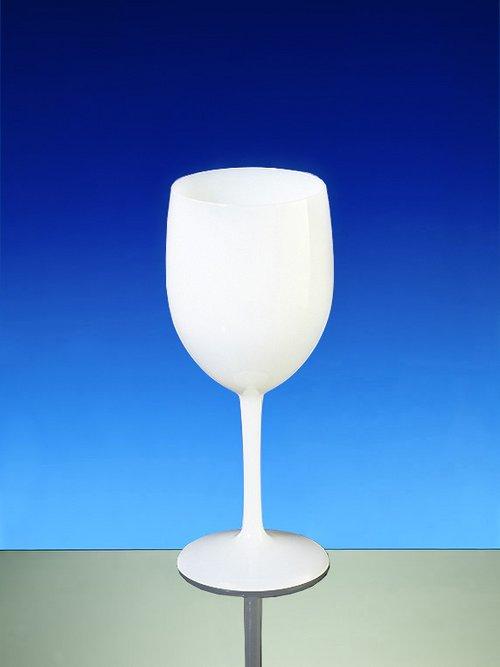vin blanc acrylique reutilisable