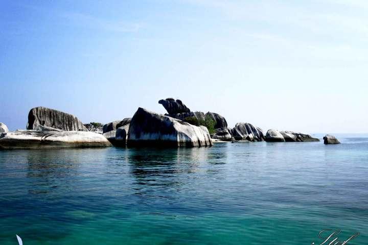 batu garuda Belitung Go Belitung