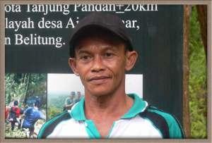 Pak Itin Bukit Peramun Aik Selumar Belitung Indonesia GoBelitung