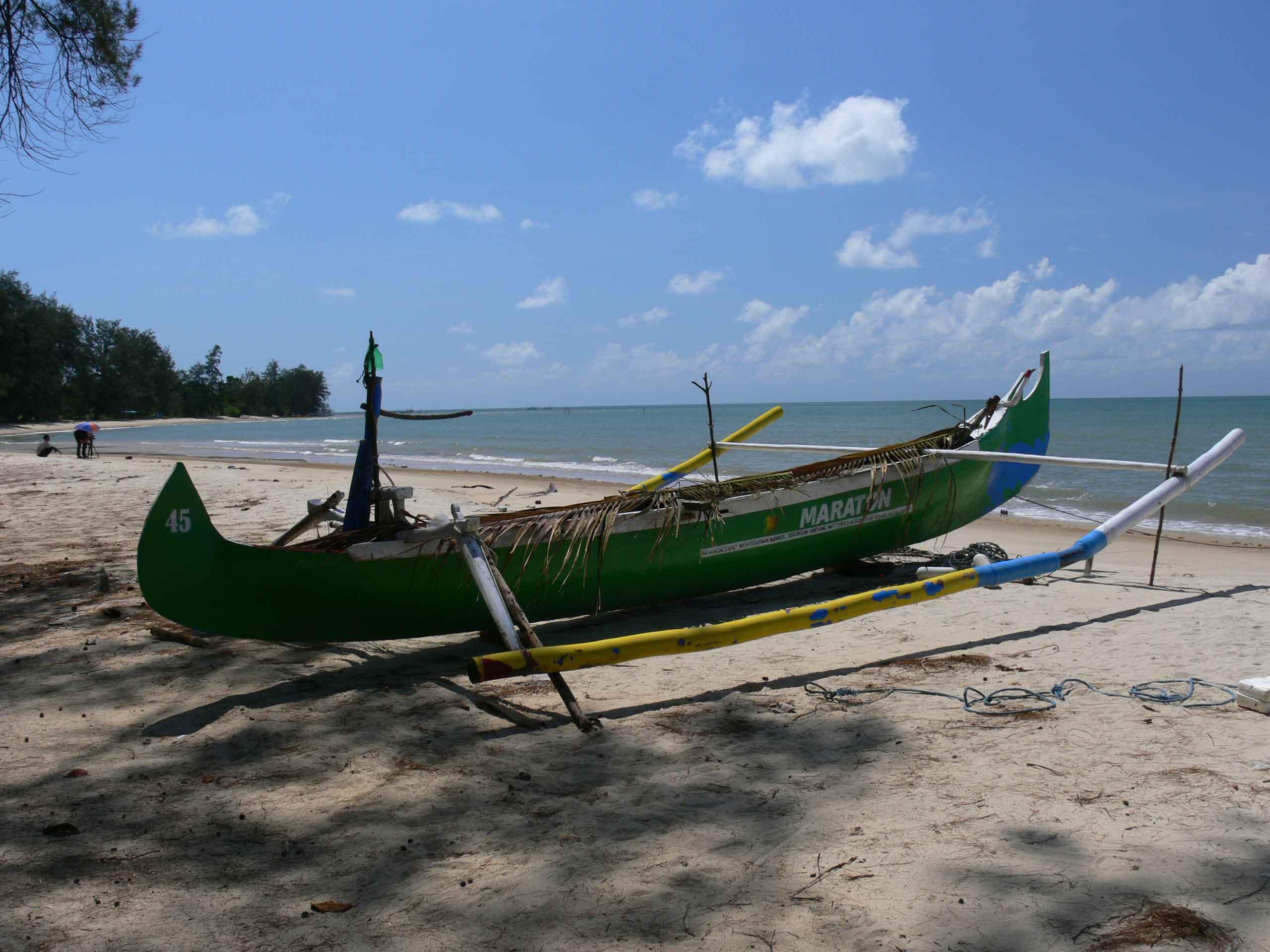 kater-Belitung Burung Mandi Belitung Indonésie