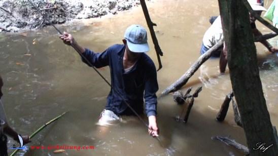 Nyrok-Nanggok Kembiri Belitung Go Belitung