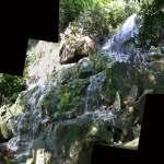 Cascade Aik Nangka Belitung Indonésie