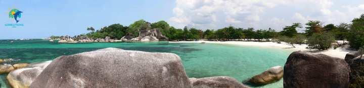 Panorama Tanjung Tinggi Belitung Indonesie Go Belitung