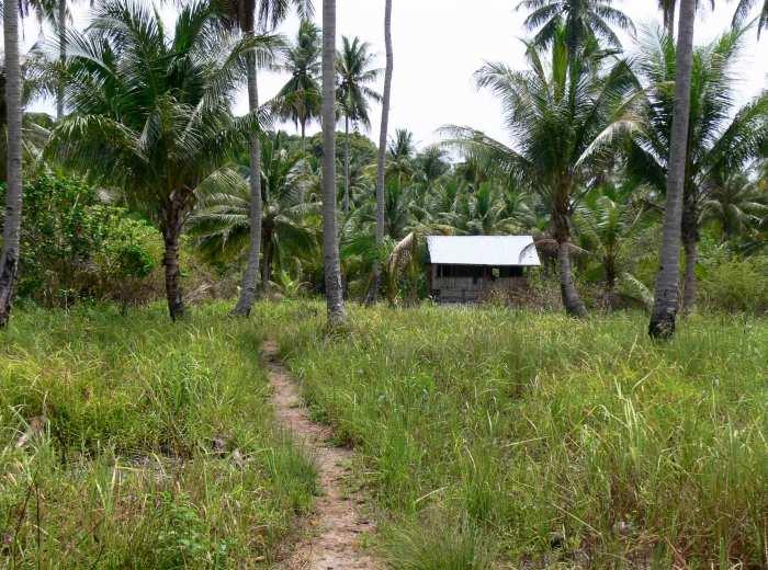 59 Arrivee Melidang Belitung Indonésie