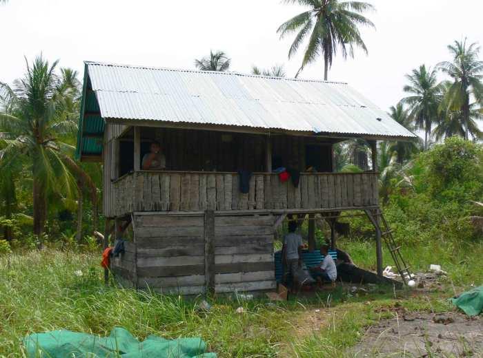 60 Rumah Pangong Belitung Indonésie