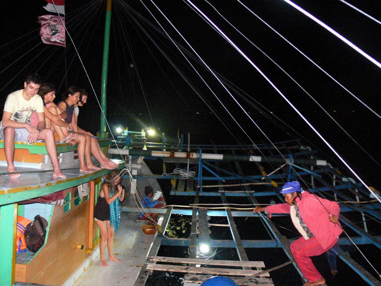 Bagan-malam GoBelitung Belitung Indonesia