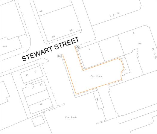 Stewart St Car Parks TRO
