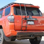 Gobi Toyota 4runner 2010 2021 Rear Ladder Driver Side