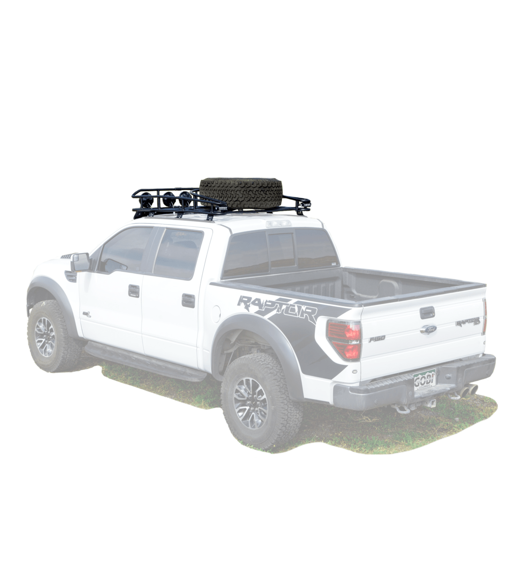 2018 ford f 150 roof rack