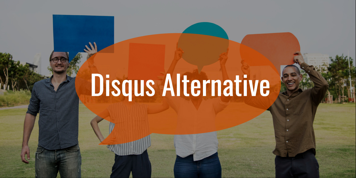 Disqus alternative