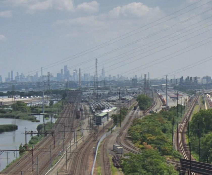 Photo of NJ Transit Meadowlands Rail yard