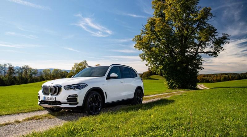 BMW, 최신 e드라이브 기술 적용된 PHEV '신형 X5 xDrive45e' 사전 계약 실시