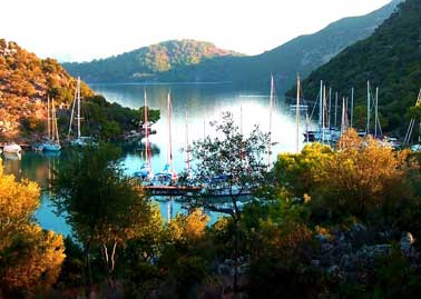 Gocek 12 Islands Boat Tour
