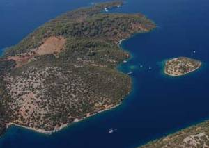 L'excursion des 12 îles de Gocek