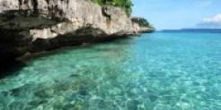 Beningnya Air Tanjung Bira