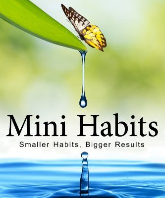 Rethink New Year Resolution in Mini Habits
