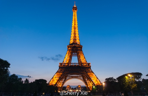 All About the Eiffel Tower