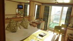 Azura caribbean cabin