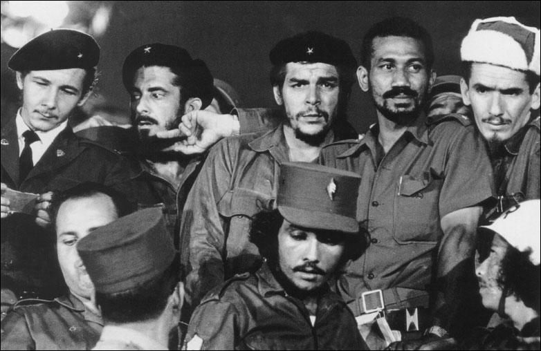 Che i rewolucja kubańska