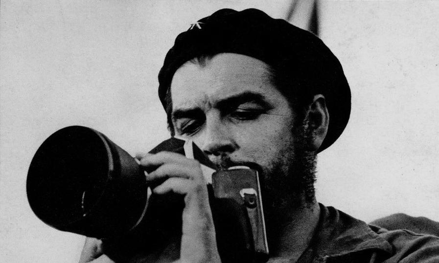 Moje spotkanie z Che