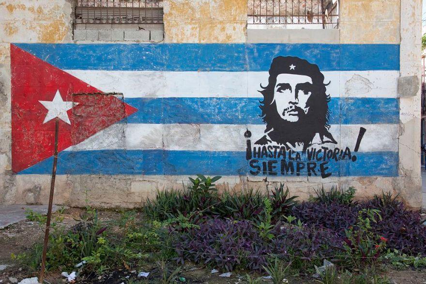 Che Guevara - symbol, inspiracja