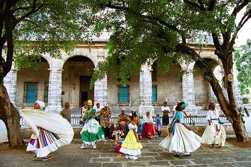 Taniec w Hawanie