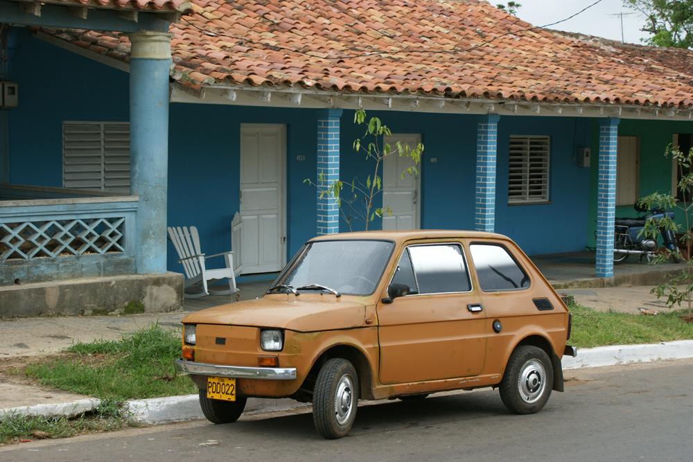 Kubański maluch