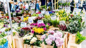 Pop-Up Shop Ideas Selling Flowers