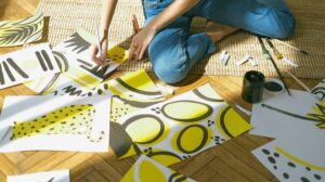 How To Sell At Craft Fairs Yellow Paintings