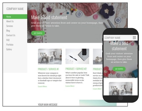 Best Websites to Sell Crafts GoDaddy Template