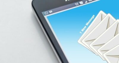 Email Marketing Trends New Message Notification