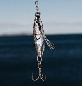Fish Hook Represents Strong Email Hook