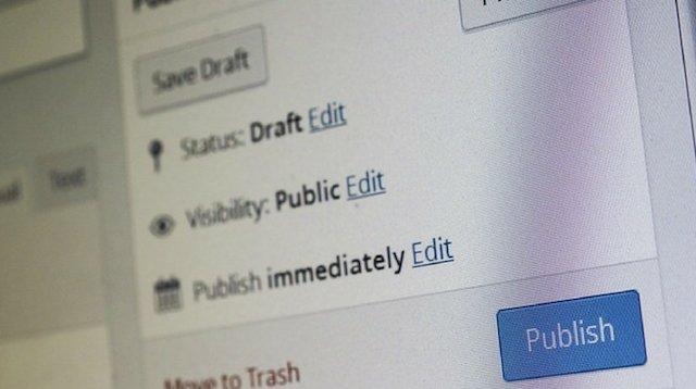 How To Start A Blog Wordpress Publish