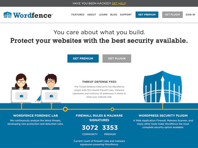 WordPress eCommerce Wordfence Plugin