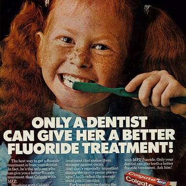 Dentifrice au fluor