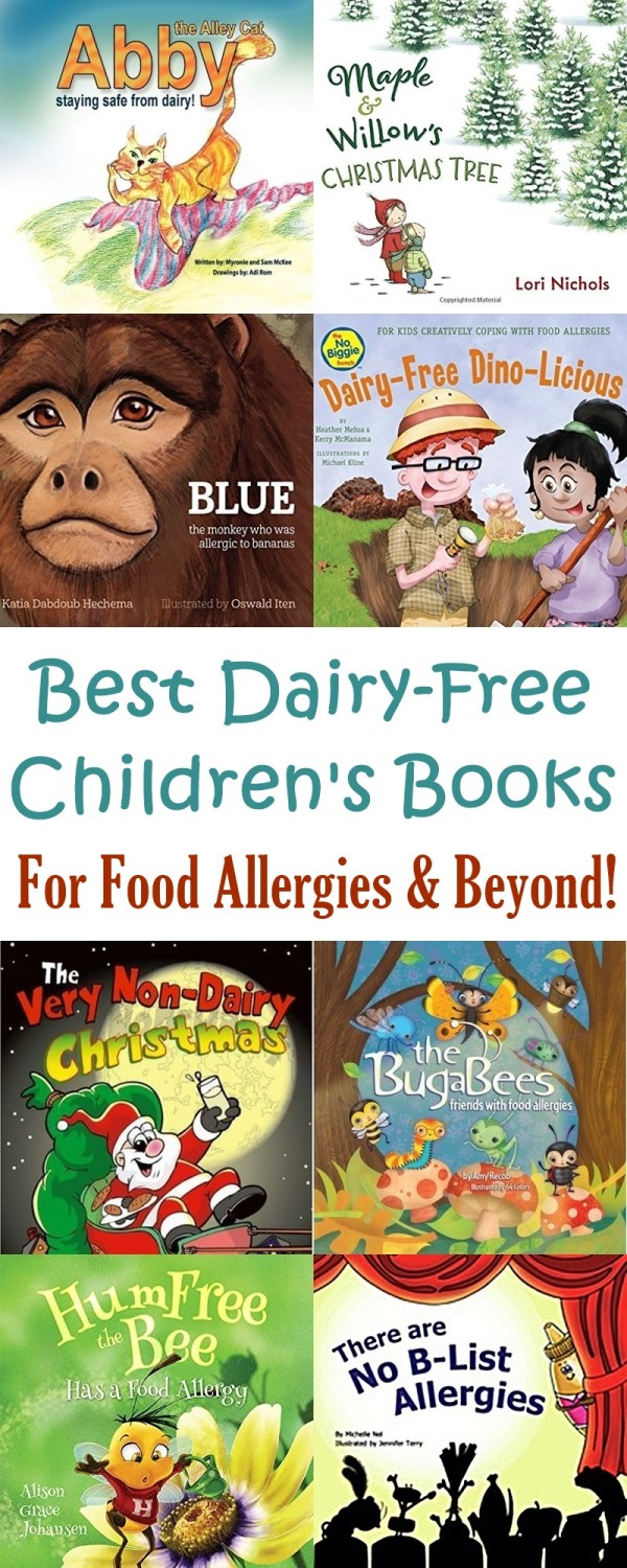 The Best Dairy-Free Children's Books for Food Allergies ...