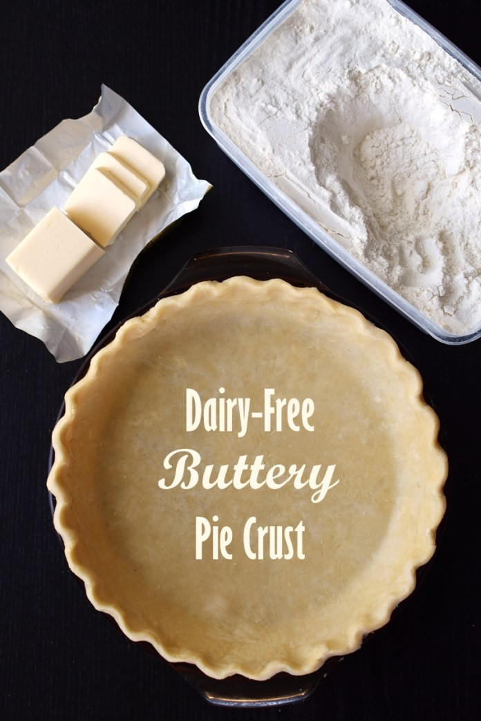 Dairy Free Buttery Pie Crust Recipe Cinnamon Roll Pinwheels