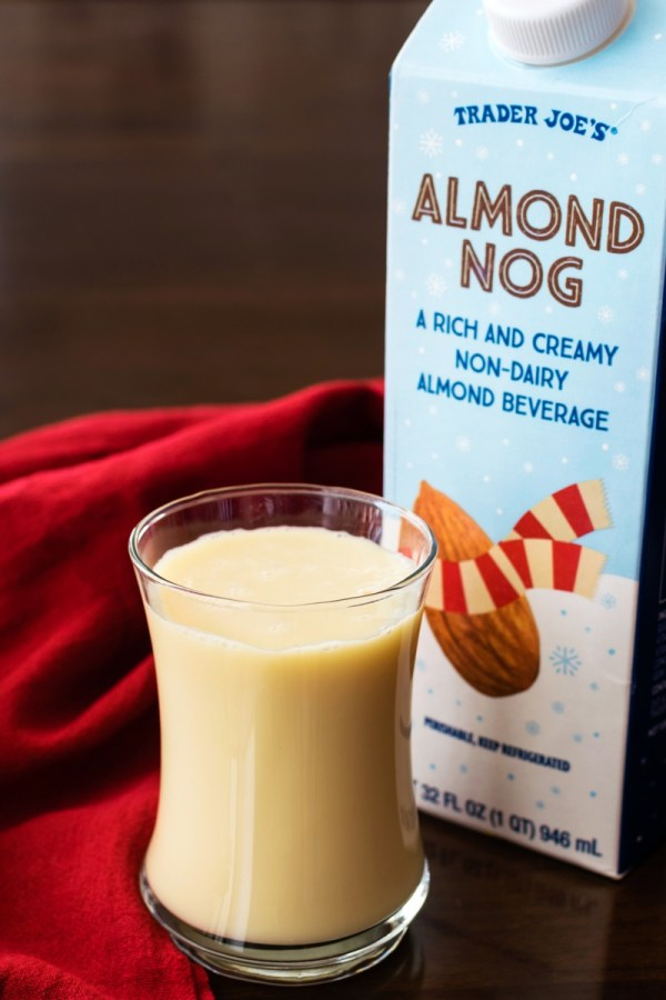 Trader Joe's Holiday Almond Beverages (Review): Almond Nog ...