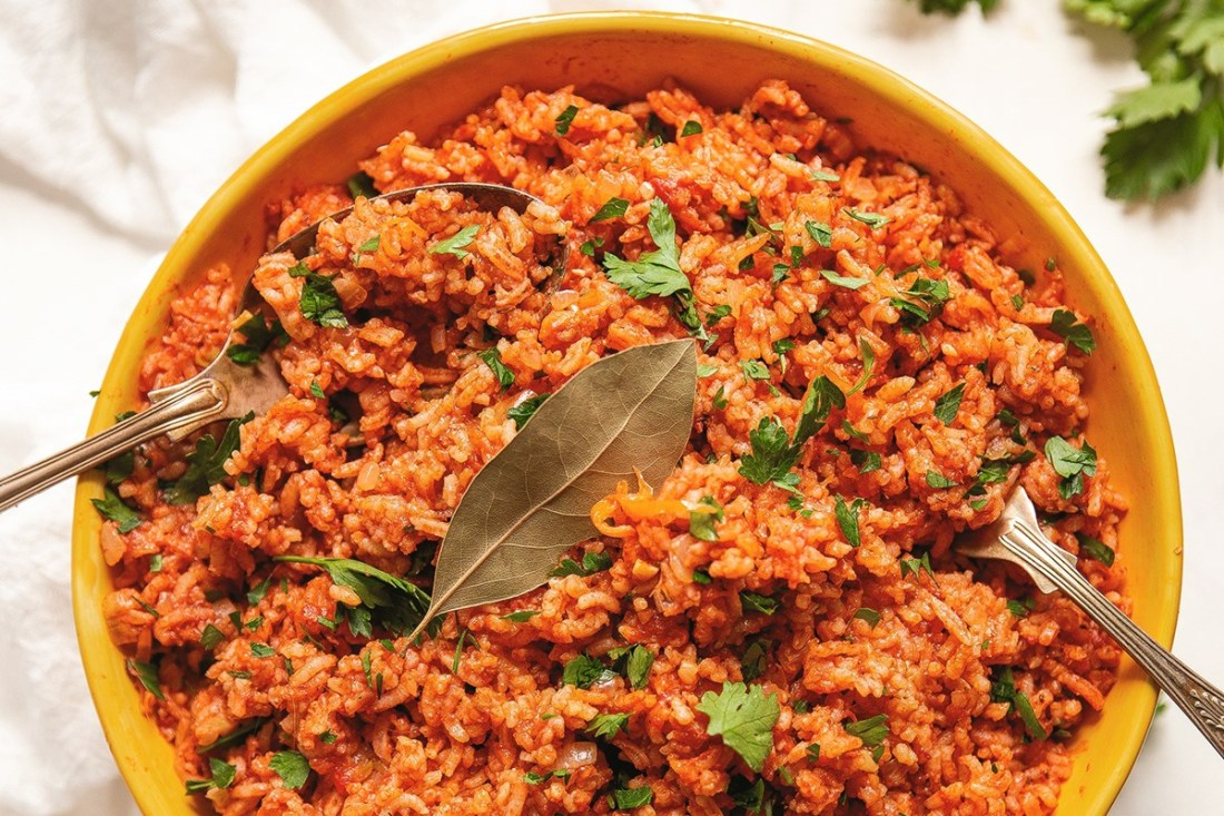 Five Simple Rules To Achieve The Perfect Jollof Rice This Weekend