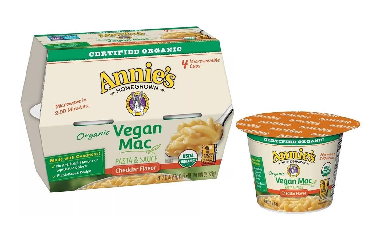 annie s vegan microwave mac cheese