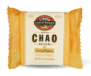 Chao Vegan Blocks Reviews and Info - Dairy-Free Cheese Alternative you can shred, slice, or cube