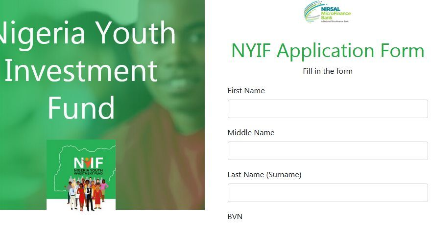 Image result for How to Apply for NYIF