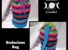 Free Crochet Pattern - Bodacious Bag