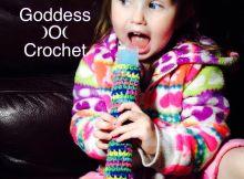 Free Crochet Pattern - Freeze Pop Cozy