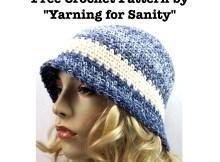 79b46868615 1920 s hat crochet pattern – Goddess Crochet